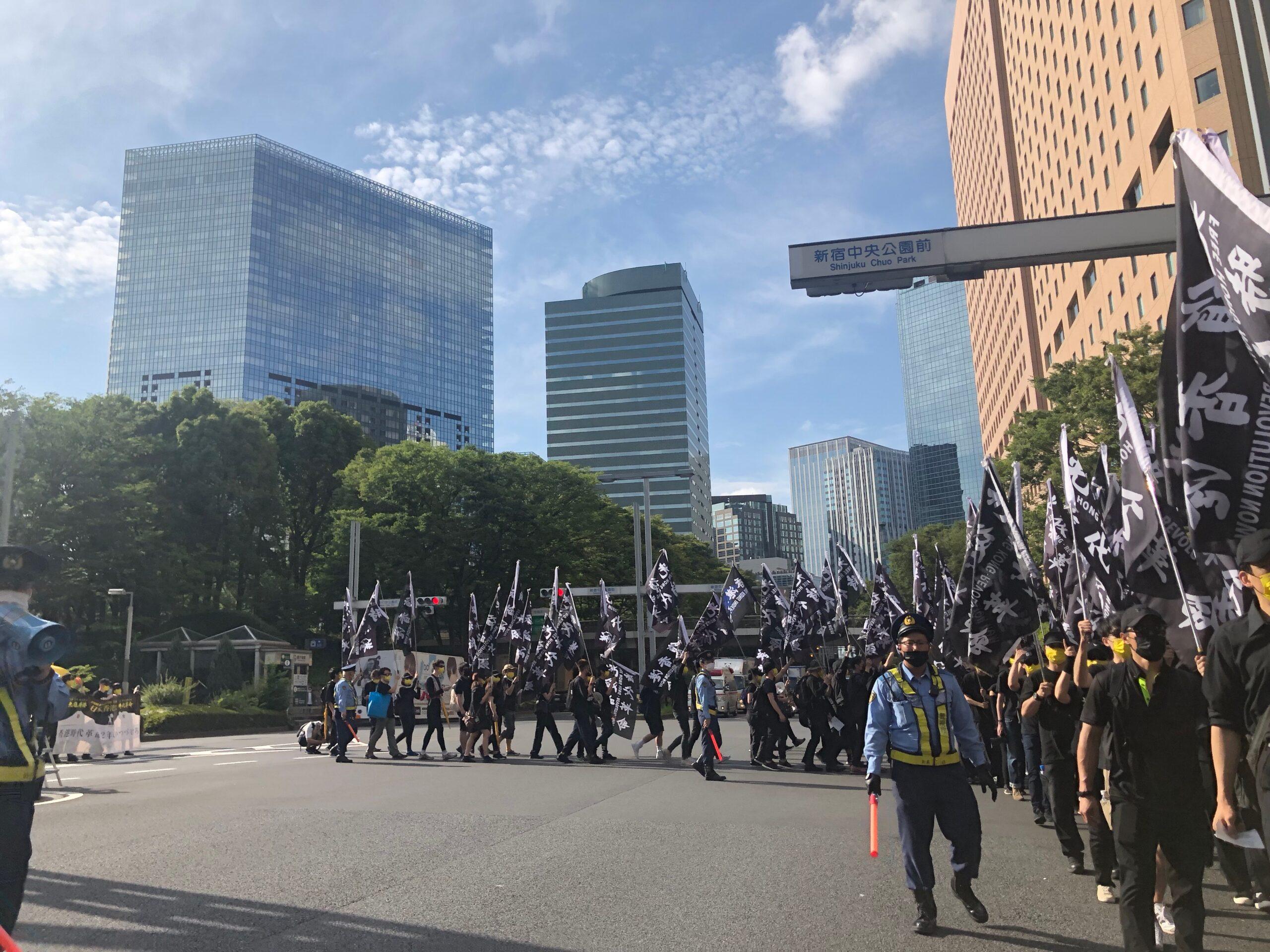 2020/06/12東京デモ